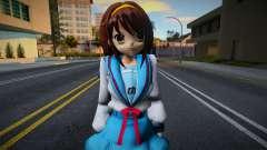 Haruhi Suzumiya для GTA San Andreas