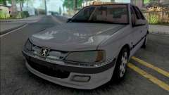 Peugeot Pars TU5 Grey