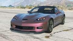 Chevrolet Corvette ZR1 (C6) 2009〡add-on v4.0 для GTA 5