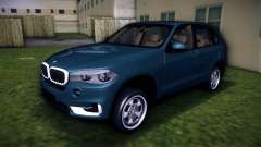 BMW X5 2014 для GTA Vice City