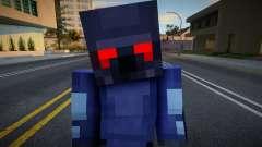 Combine Nova PShot - Half-Life 2 from Minecraft для GTA San Andreas