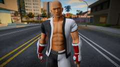 Jin from Tekken 6 для GTA San Andreas