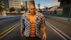 Paul Gangstar 6 для GTA San Andreas