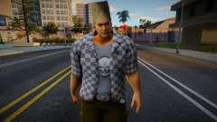 Paul Gangstar 3 для GTA San Andreas
