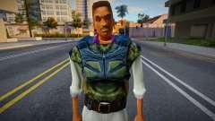 Черныш из GTA фильма Укуренные из Вайс Сити для GTA San Andreas