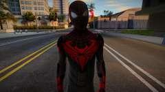 Miles Morales Suit 17 для GTA San Andreas