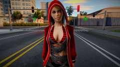 Harley Quinn Hoody 2 для GTA San Andreas