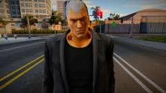 Bryan Become Human Suit 2 для GTA San Andreas