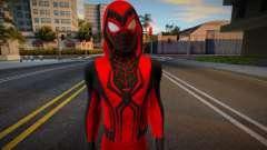 Miles Morales Suit 6 для GTA San Andreas