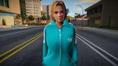 DOA Tina Armstrong Fashion Casual Squid Game N16 для GTA San Andreas