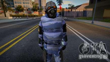 Combine Soldier 92 для GTA San Andreas