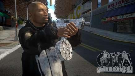 MAC10 Drum Mag Ahegao HD для GTA 4
