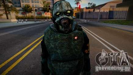 Combine Soldier 93 для GTA San Andreas