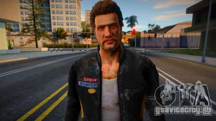 Greene from Dead Rising 1 для GTA San Andreas