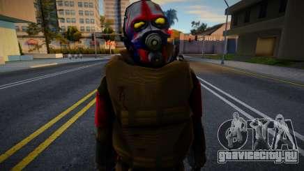 Combine Soldier 97 для GTA San Andreas