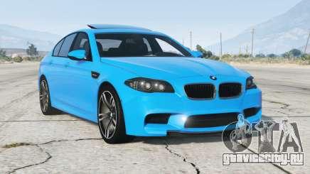 BMW M5 (F10) 2011〡add-on v1.2 для GTA 5
