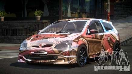 Honda Civic BS-U S1 для GTA 4