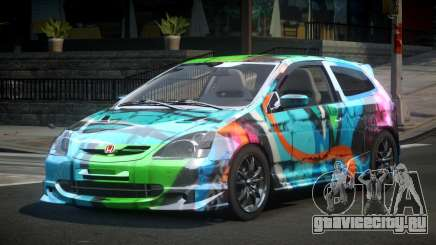 Honda Civic BS-U S2 для GTA 4