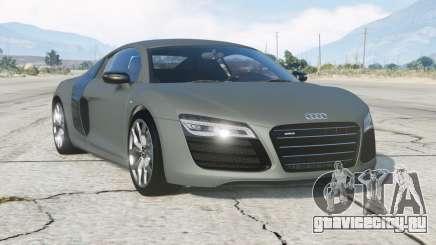 Audi R8 V10 Plus 2012 для GTA 5