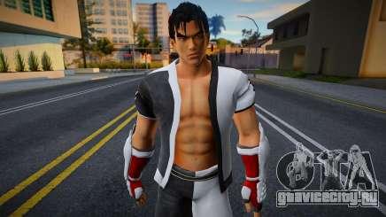 Jin from Tekken 3 для GTA San Andreas